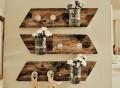 Mason Jar Wall Hanging