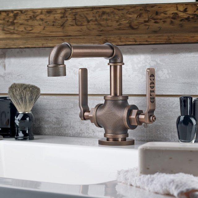 Elan Vital 38 Pipe Lavatory Faucet