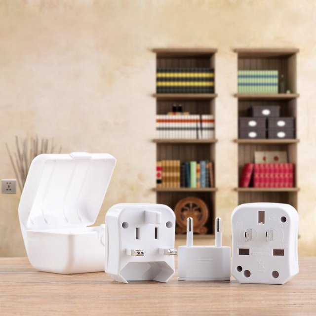 Portable Universal Travel Power Adapter