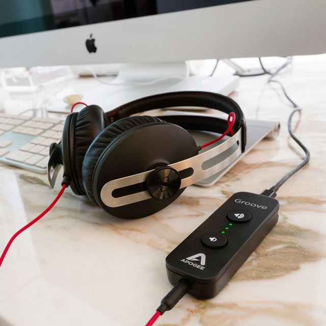 Groove Portable USB DAC & Headphone Amp