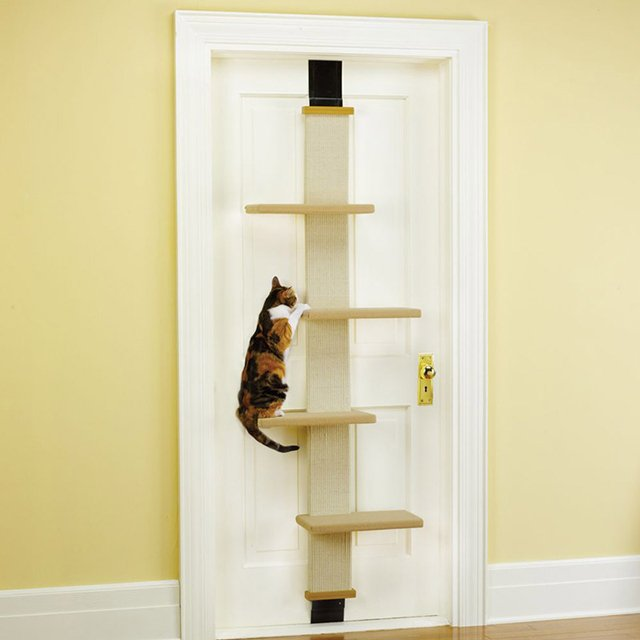 Over the Door Cat Climber Tree