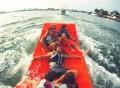 TowBoggan Water Raft