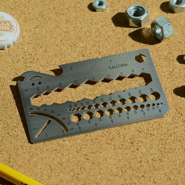 Tuls Ollie Titanium Multi-Tool