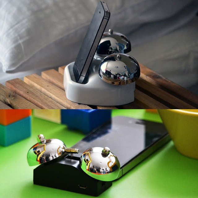 iBell iPhone Alarm Clock Cradle