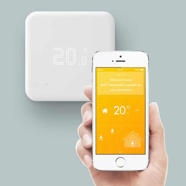 tado smart thermostat petagadget. Black Bedroom Furniture Sets. Home Design Ideas