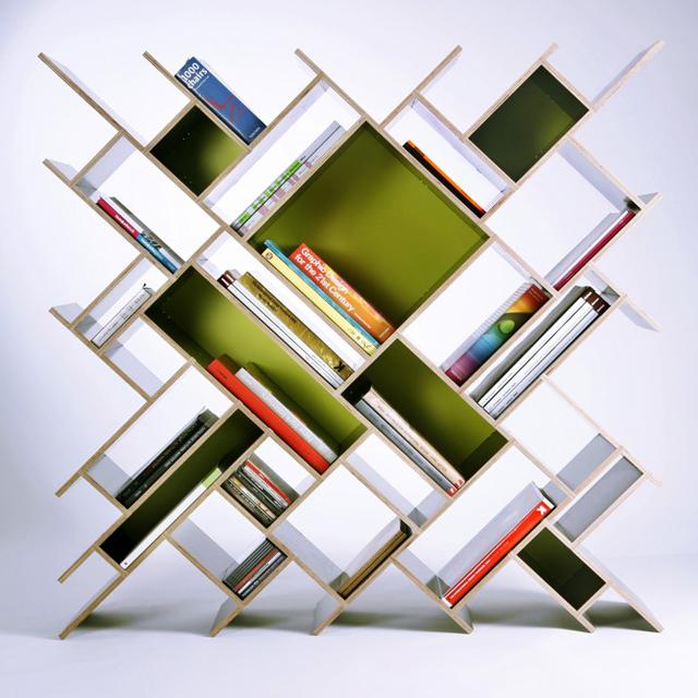 Quad Shelving Unit By Nauris Kalinauskas Petagadget