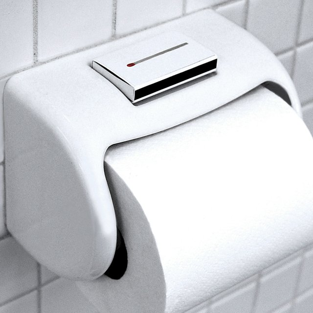 Matchbox Toilet Paper Dispenser