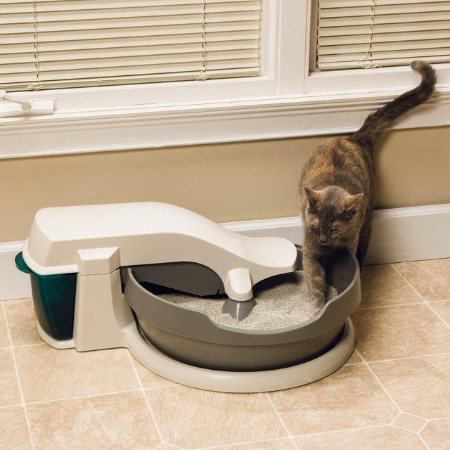 Continuous-Clean Litter Box by PetSafe