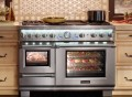 Thermador 48″ Pro Grand Commercial Depth Dual Fuel Steam Range