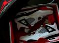Air Jordan 4 Retro Fire Red 2012