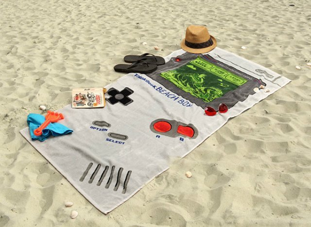 Beach Boy Towel