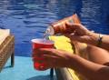 Secret Sunscreen Flask