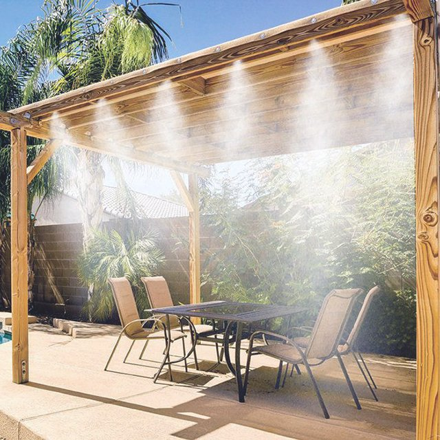 MistyMate Portable Misting System