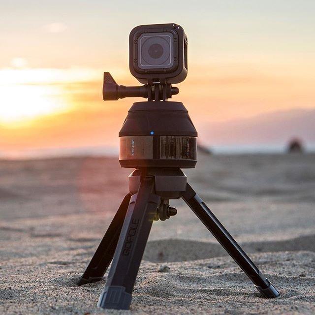Scenelapse 360° Time Lapse Camera Device