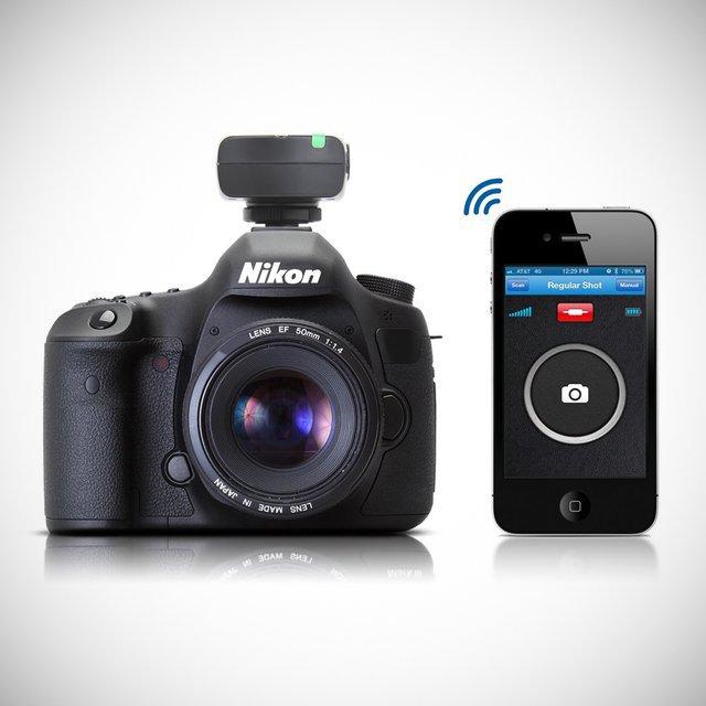 Nikon Bluetooth Smart Trigger by Satechi