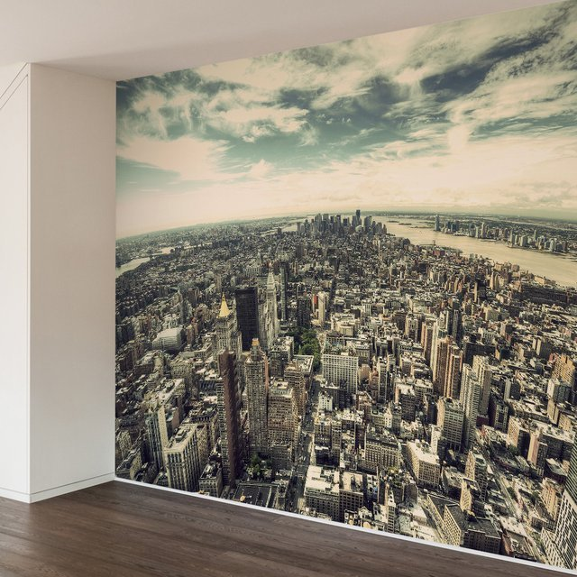 Fifth Ave NYC Removable Wall Mural
