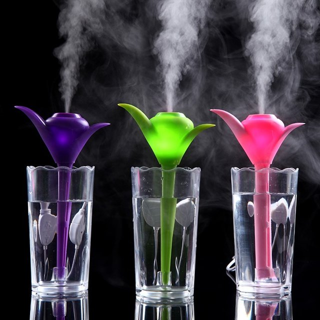 Mini USB Clover Humidifier