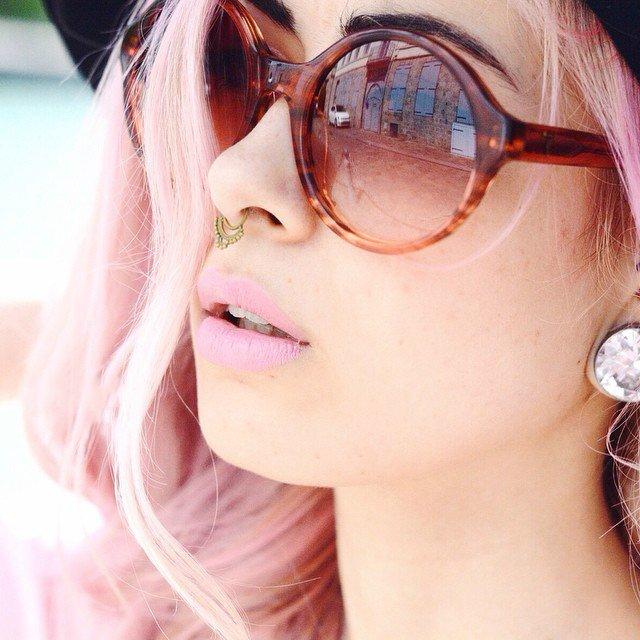Ruby Debbie Sunglasses by TRIWA