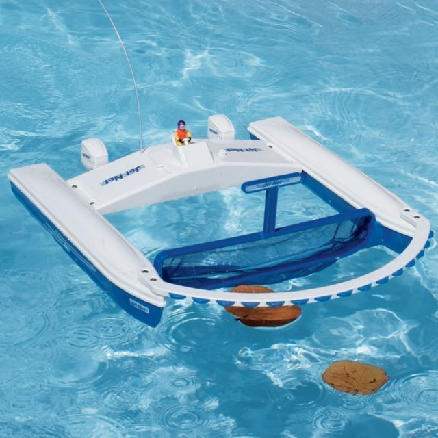 Jet Net Remote Pool Skimmer