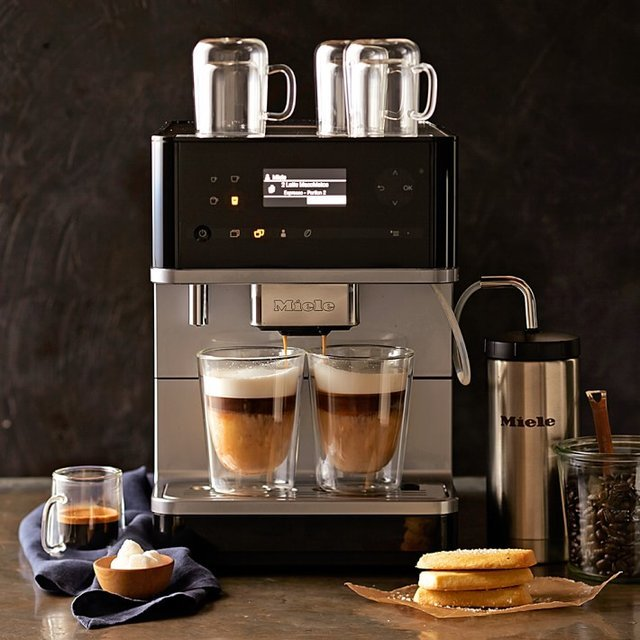 Miele Whole Bean Countertop Coffee System