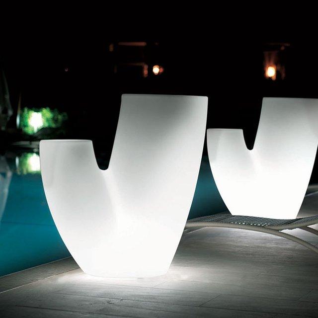 Sahara Illuminated Vase