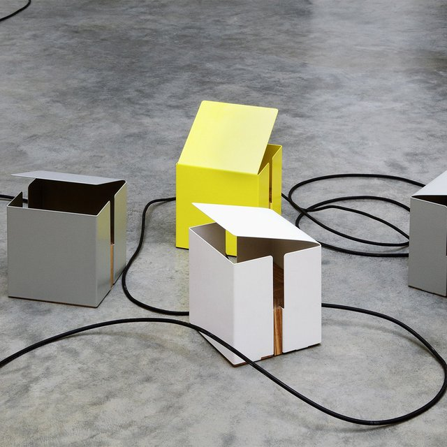 Box Light Lamp