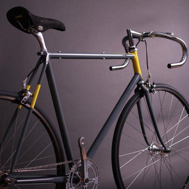 Scatto Italiano Corsa Single Speed Bicycle