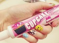 Cupcake Flavored Toothpaste