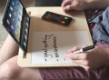 Tab LapDesk for Tablets & Smart Phones by iSkelter