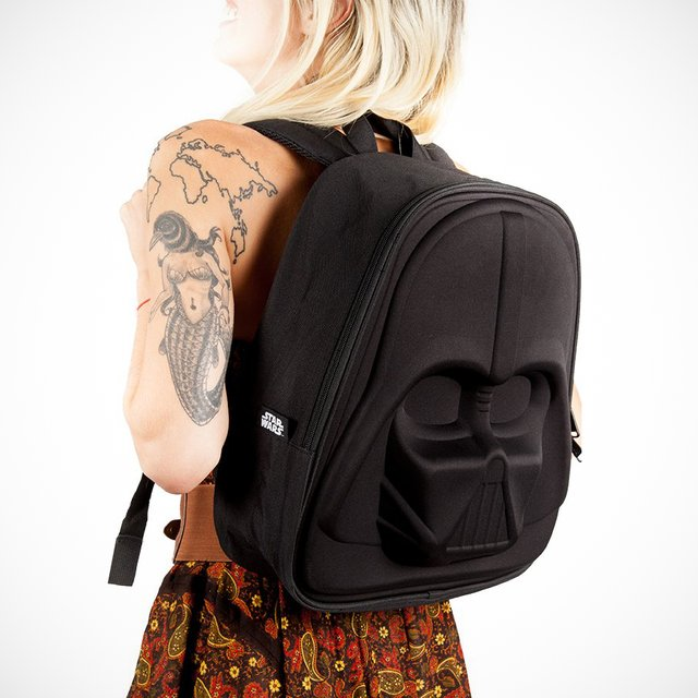 Darth Vader 3D Molded Backpack