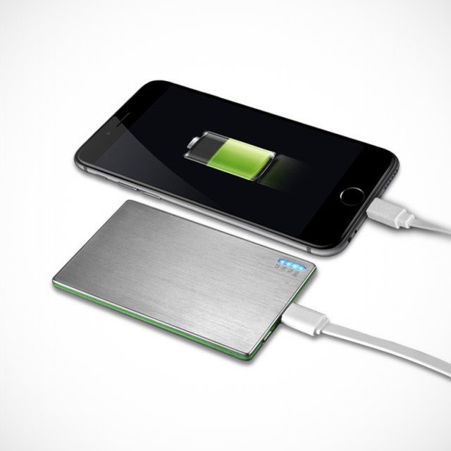 Slim PowerBank 2000mAh