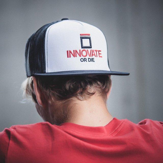 Innovate or Die Cap
