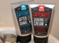 Caffeinated Shaving Cream & Aftershave Set