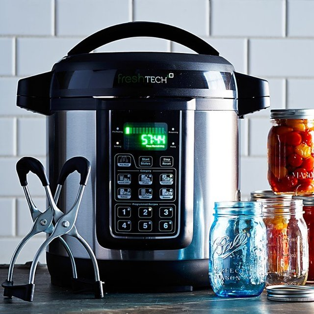 Automatic Food Canning System