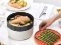 M-Cuisine Stackable Microwave Cooking Set