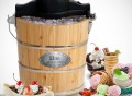 MaxiMatic Old-Fashioned Bucket Ice Cream Maker