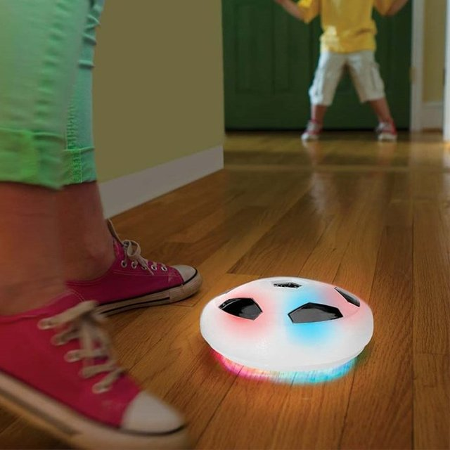 Light Up Air Soccer Ball