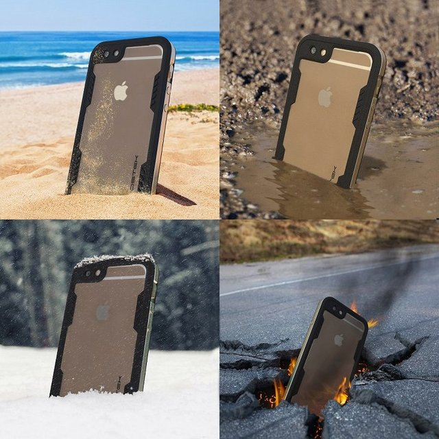 Ghostek Atomic 2.0 Waterproof iPhone 6 Case