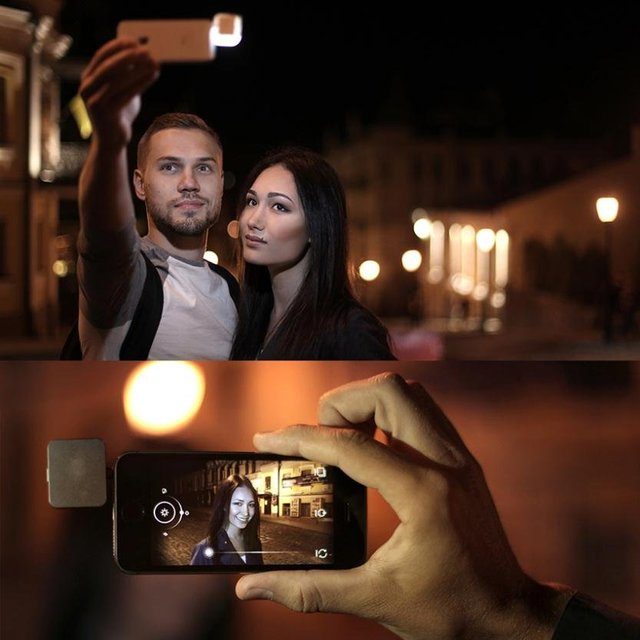 Selfie LED Flash
