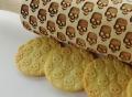 Skull Embossed Rolling Pin