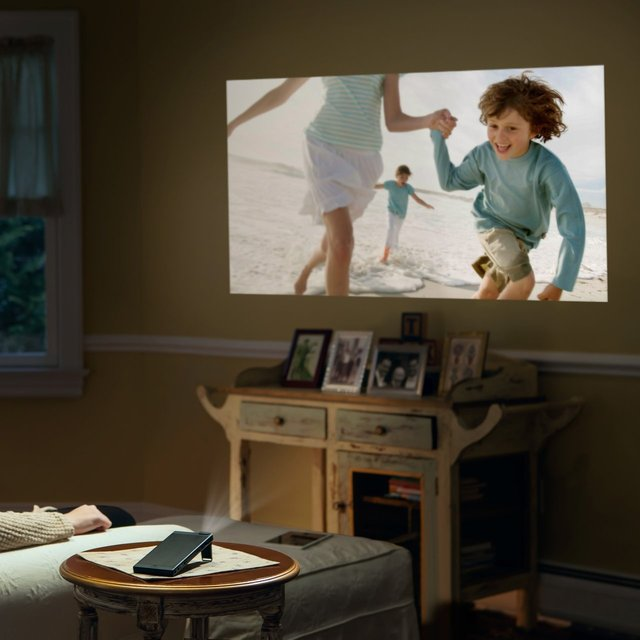 Sony Pico HD Mobile Projector