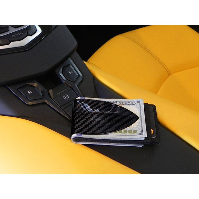 Billetus MAXX Wallet & Carbon Fiber Money Clip