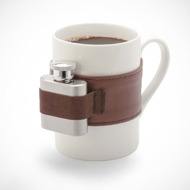 Extra Shot Coffee Mug