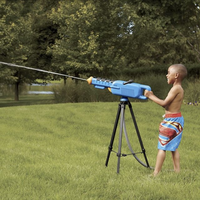 Monster Water Cannon & Tripod