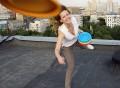 Frizbus EVA Flying Discs