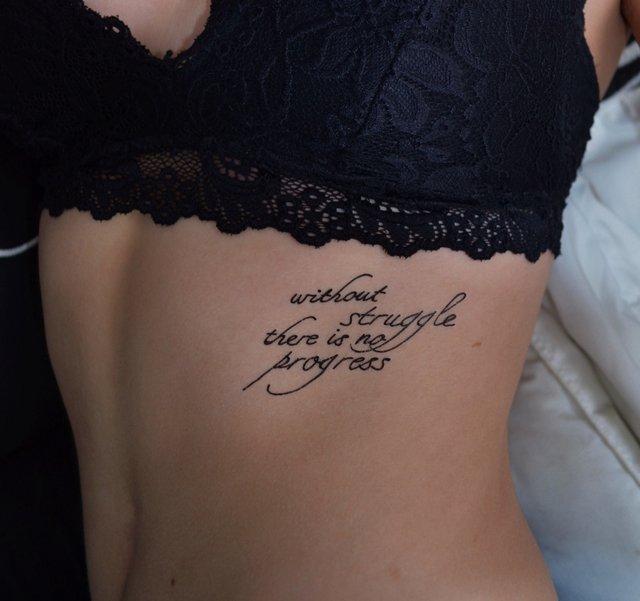 Progress Temporary Tattoo By Tattify Petagadget