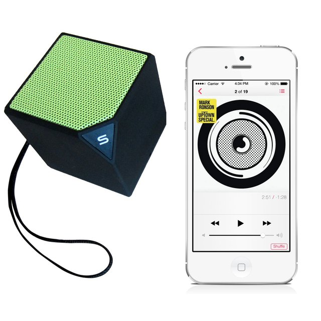 Skybox Mini Hi-Fi Bluetooth Speaker