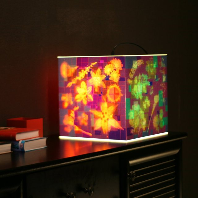 Summer Night Light Cube by UNIQCUBE