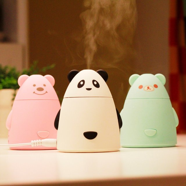 Bear Mini USB Humidifier