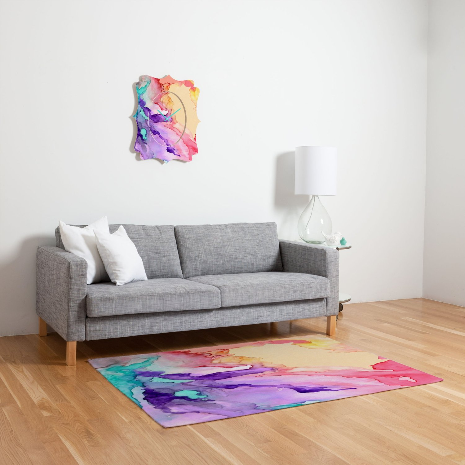 Color My World Rug